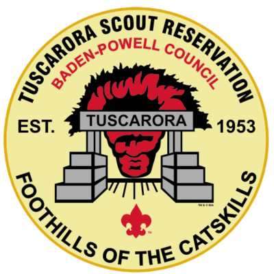 Baden-Powell Council Tuscorora Scout Reservation logo