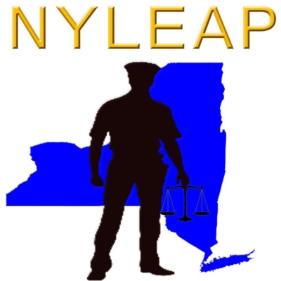 New York Law Enforcement Assistance Program logo