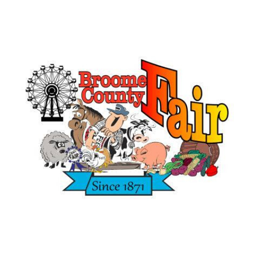 Broome County Fair Special Kids Day logo