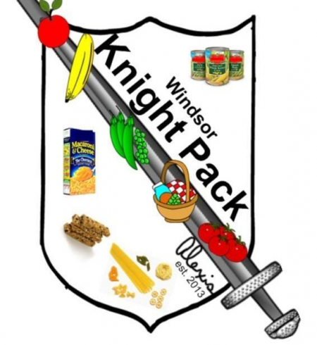 windsor knight pack logo