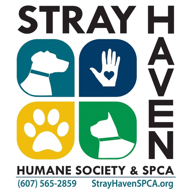 Stray Haven Humane Society, SPCA logo